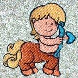 Signes du Zodiaque Enfants
